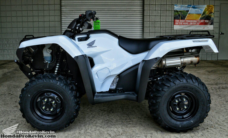 2016 Honda Rancher 420 ATV Review / Specs - 4x4 Four Wheeler TRX420