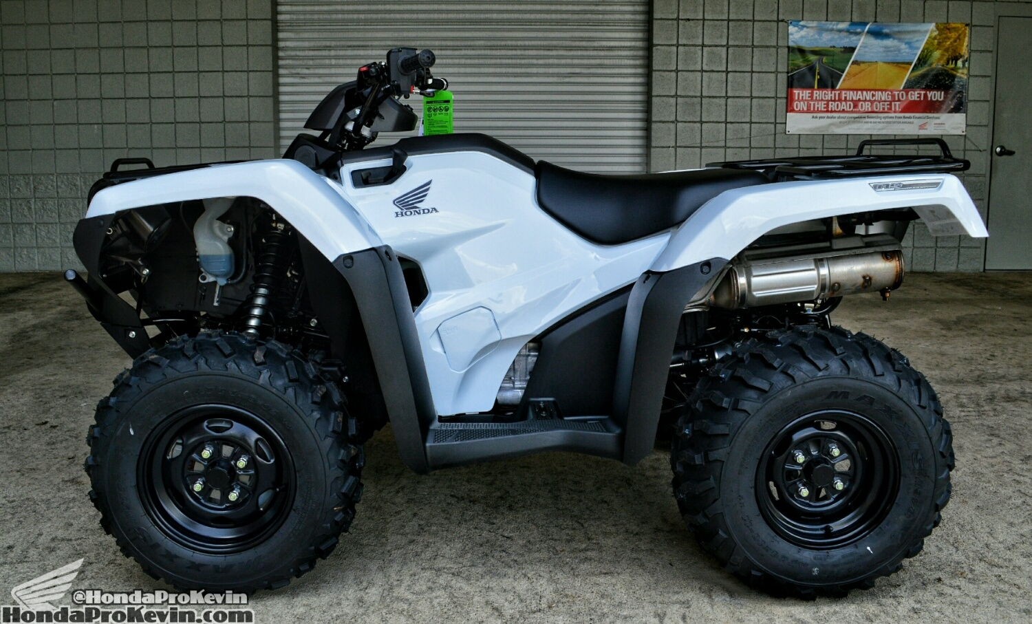 420 Honda Rancher 2017 >> 2016 Rancher 420 DCT IRS / EPS - ATV Review, Specs, Price, Pictures & Videos