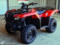 2016 Honda Rancher 420 ATV Ride Review / Specs - 4x4 Four Wheeler TRX420
