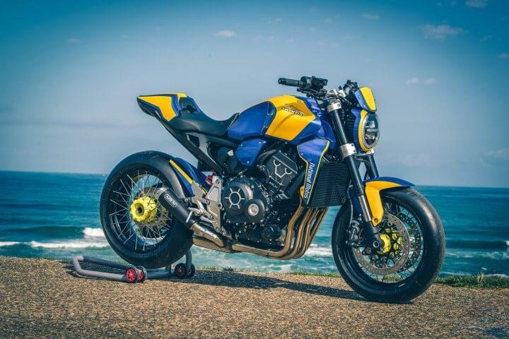 2021 Honda CB1000R Concept Motorcycle / Custom Bike