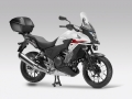 Honda CB500X Accessories / Parts Review - Adventure Motorcycle / Bike - CB 500X / CBR500R / CB500F