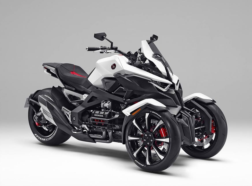 2016 Honda Neo / Gold Wing Trike Motorcycle | Three Wheeler Concept Bike