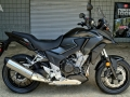 2016 Honda CB500X Review / Specs - Adventure Bike / Motorcycle - CB 500X / CB500F / CBR500R