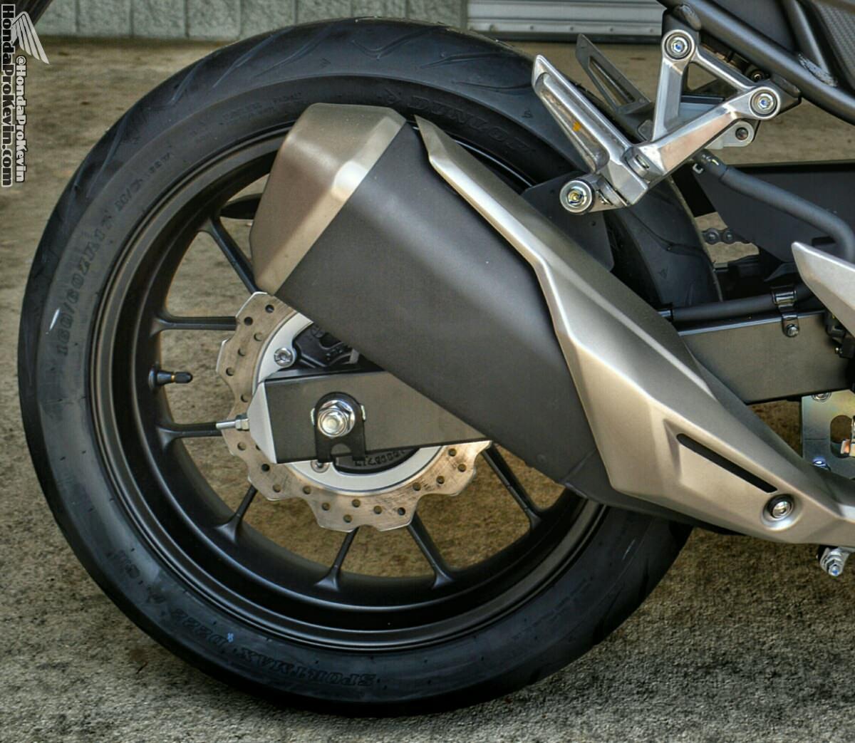 2017 Honda Cbr500r Review Of Specs Changes Cbr Sport Bike Foot Step L Belakang Cb Motorcycle Pro Kevin