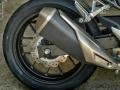 2017 Honda CBR500R Exhaust / Muffler - Review & Specs - CBR Sport Bike Motorcycle - CBR500 / CB500F / CB500X