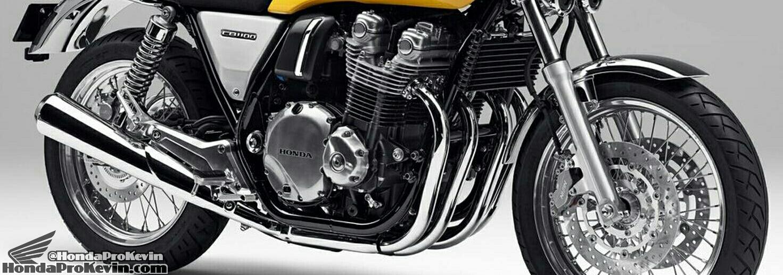 2016 Honda Cb1100 Ex Exhaust Muffler Motorcycle Cb