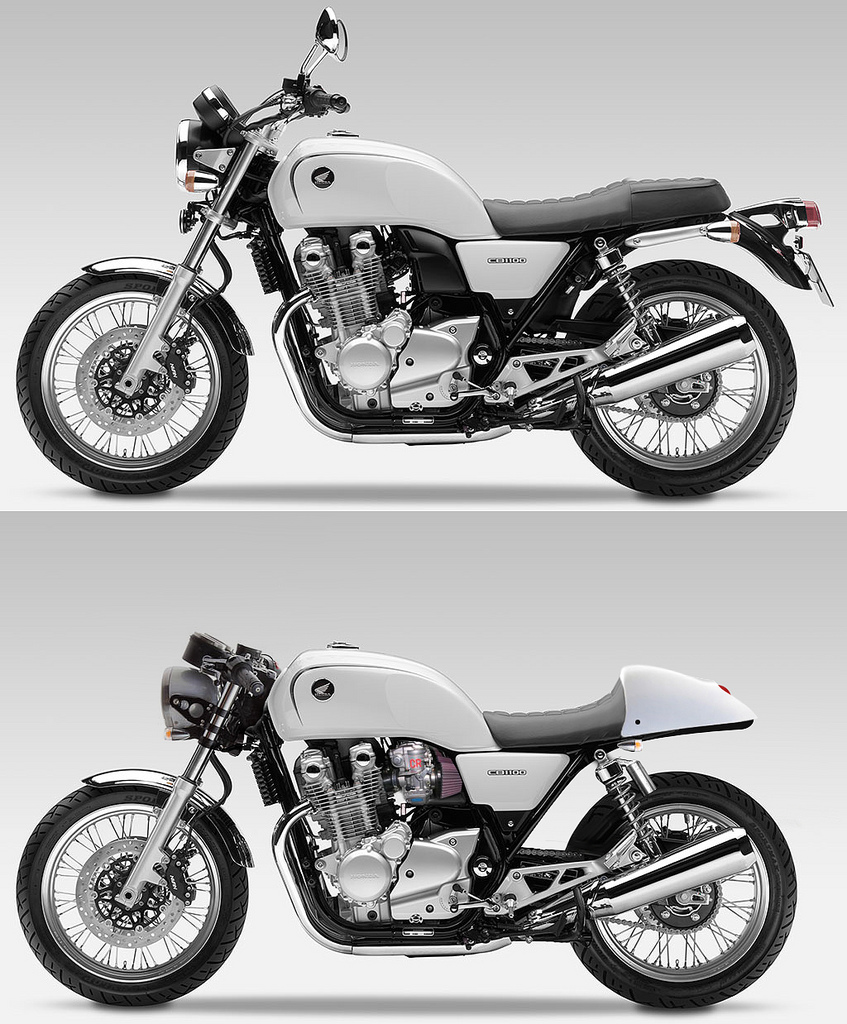 Heres A Few Custom Honda CB1100 Pictures To Hold Us Over Until We Get More Details On The And Possible 2016 Info Soon