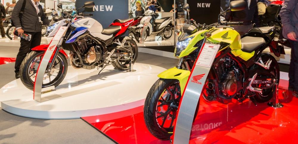 2016 Honda CB500F Naked Sport Bike / StreetFighter Motorcycle