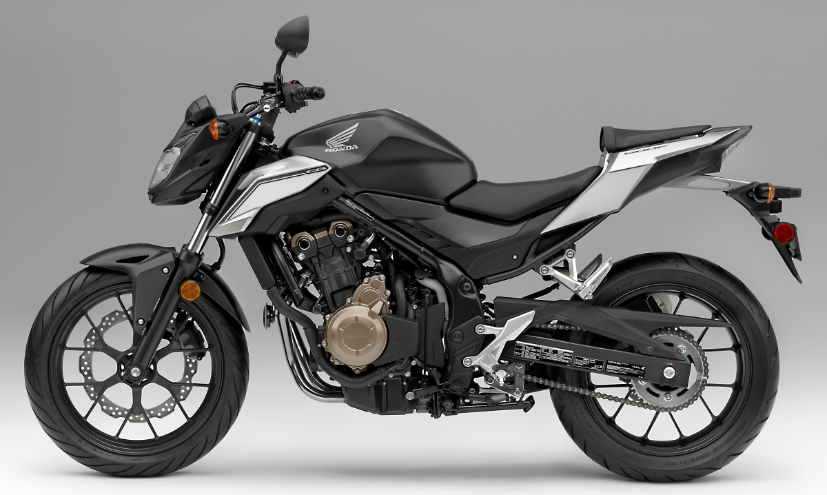 New 2016 Honda Motorcycle Announcement