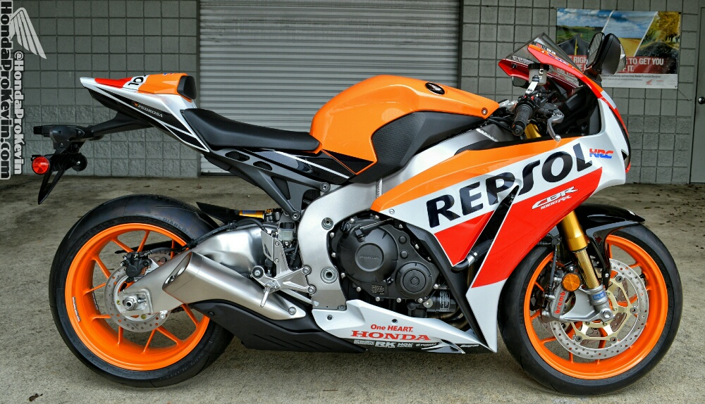 2016 Honda CBR1000RR Review / Specs / Pictures / Videos | Honda-Pro Kevin