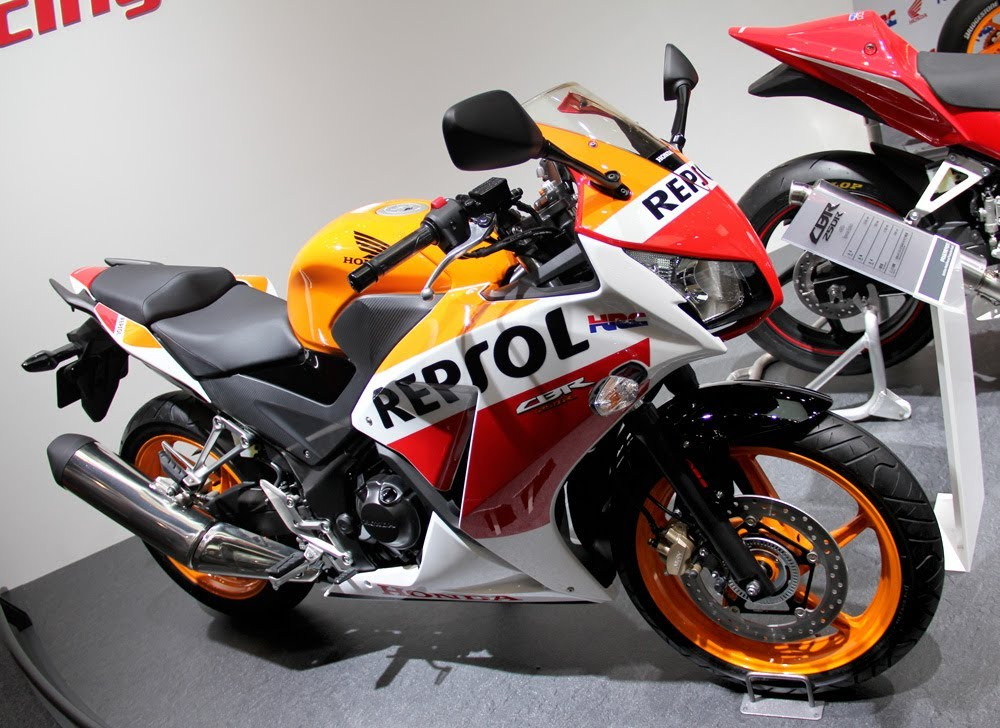 2016 Honda Cbr300r Abs Review Specs Pictures Amp Videos