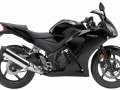 2016 Honda CBR300R Sport Bike / Motorcycle Review - Specs - Pictures - Videos - Black CBR 300R