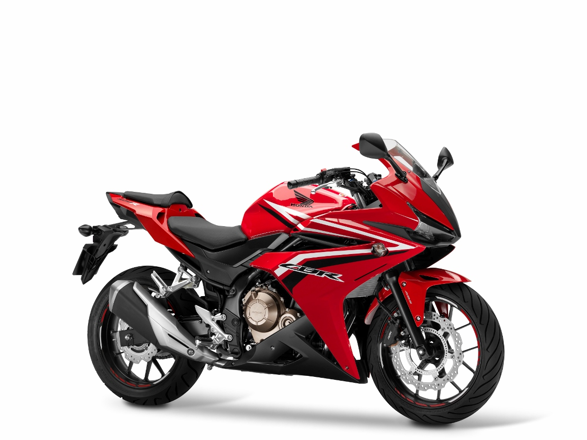 2017 CBR500R Review Contents: