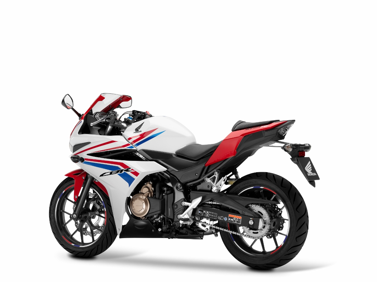 2016 Honda CBR500R Review Of Specs & Changes