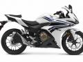 2016 Honda CBR500R White Sport Bike / Motorcycle Reviews - Specs