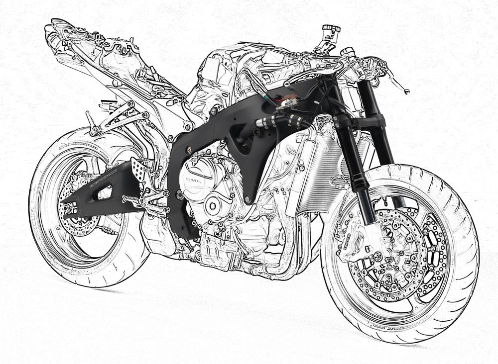 honda rc51 wiring diagram  honda  auto wiring diagram