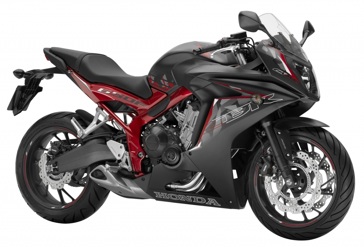 Ride Review & Specs / Sport Bike