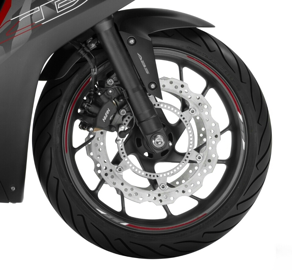 2016 Honda Cbr650f Ride Review Specs Sport Bike Motorcycle The Above Picture Shows Cb100 Pictorial Diagram It