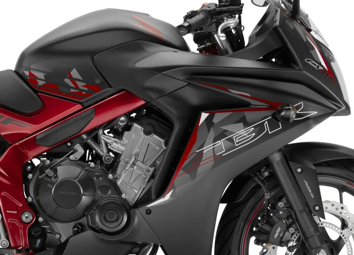 2016 Honda CBR650F - Ride Review & Specs / Sport Bike ...