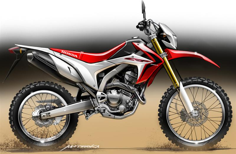 2016 Honda Crf250l Review Of Specs Development Dual Sport