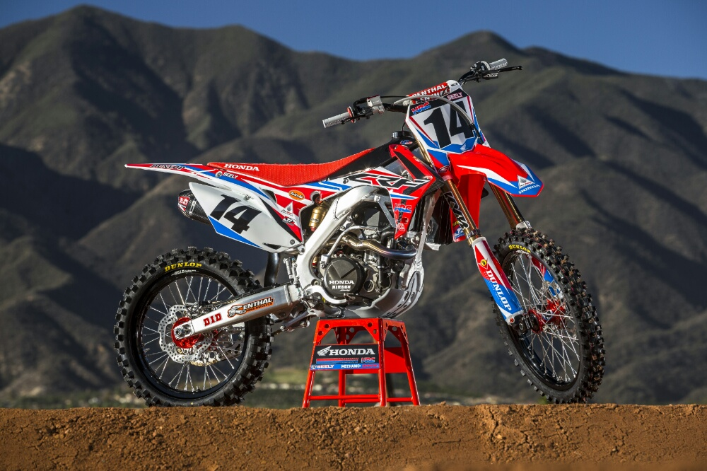 Photo Collection Honda Crf 450r Motocross