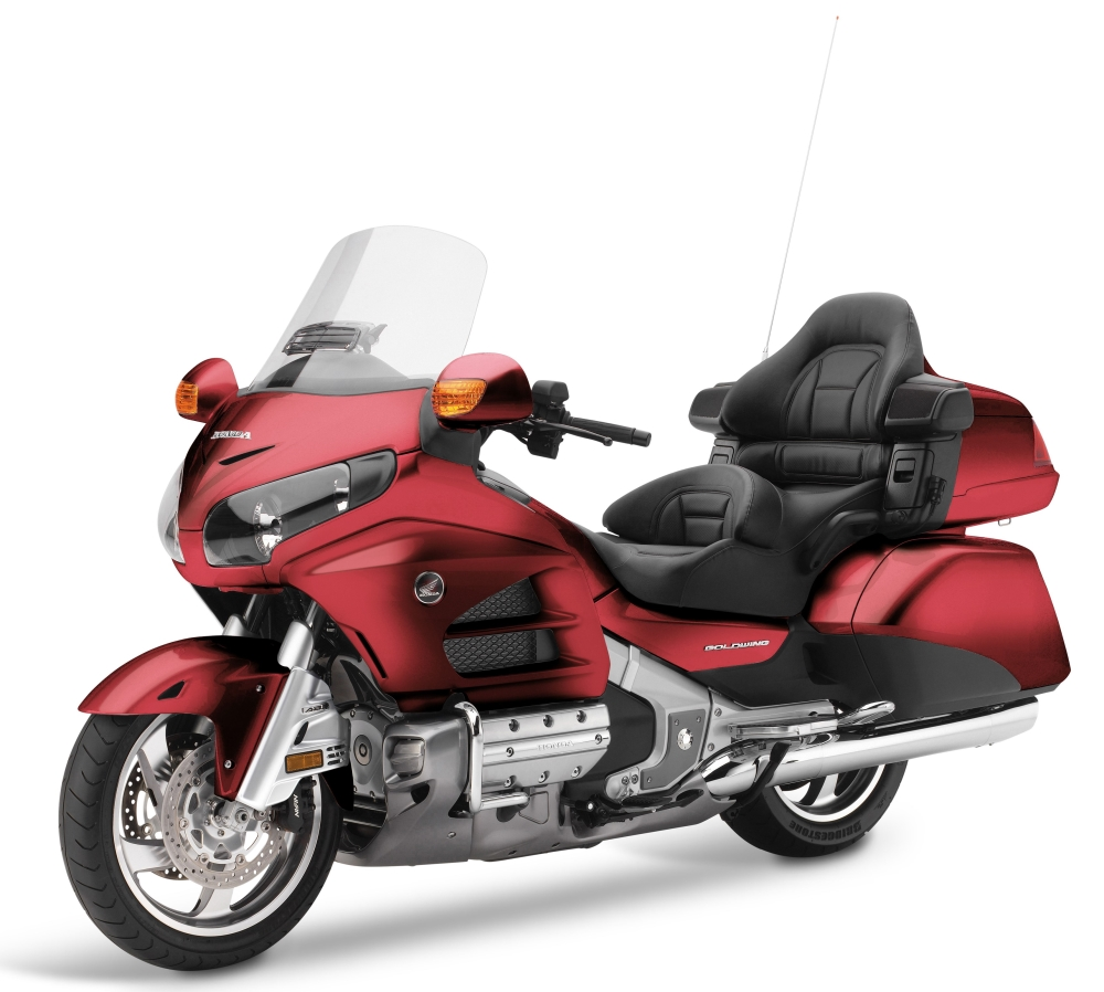 2016 Honda Gold Wing Navigation / ABS Review - Specs / Pictures / Videos |  Honda-Pro Kevin