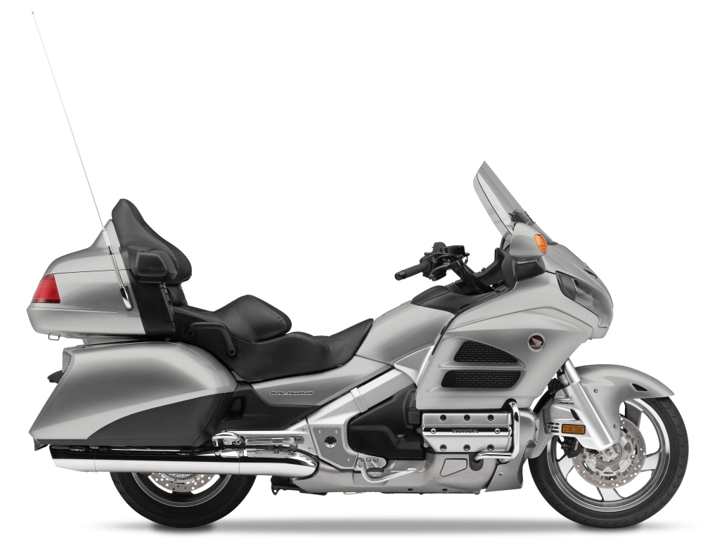 2016 Honda Gold Wing Review / Specs - 1800cc Touring ...