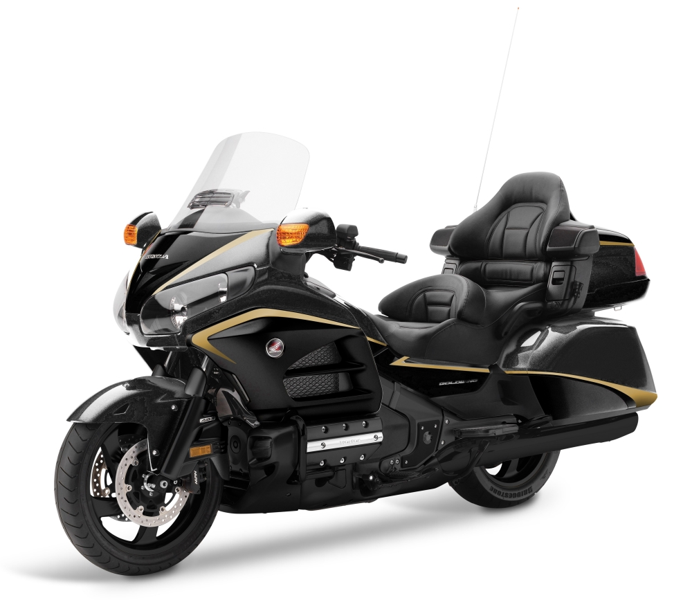 2016 Honda Gold Wing Review Specs 1800cc Touring Motorcycle Kawasaki Voyager Ipod Wiring Diagram