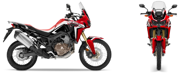 Honda Africa Twin Review / Specs - Adventure Motorcycles / Bikes