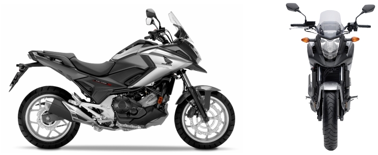 Honda NC700X Review / Specs - Adventure NC Bike / Motorcycle