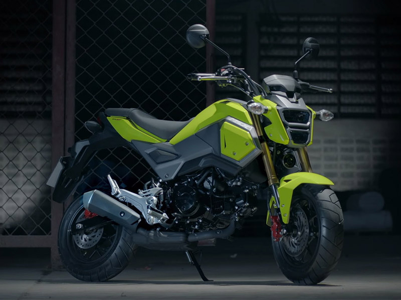 New 2017 honda grom changes announcement motorcycle news for 2018 honda grom top speed