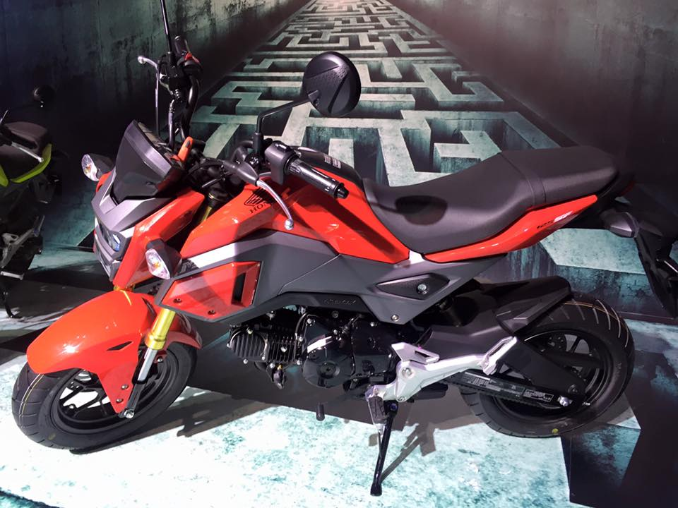 2016 Honda MSX125 Review / Specs - Grom Changes Coming to ...
