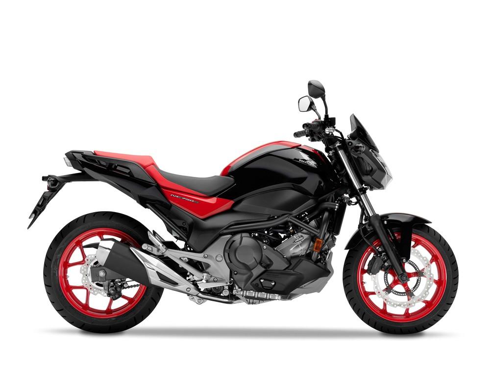 2017 Honda NC750S