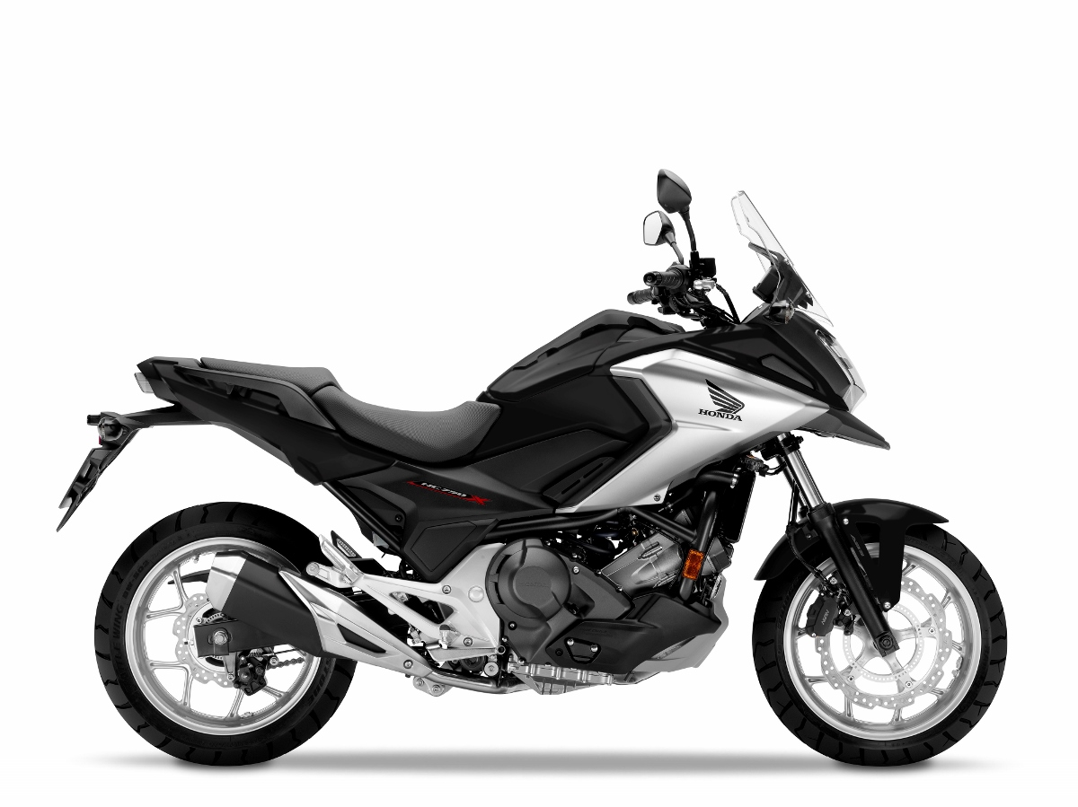 2016 Honda NC750X DCT Adventure Motorcycle