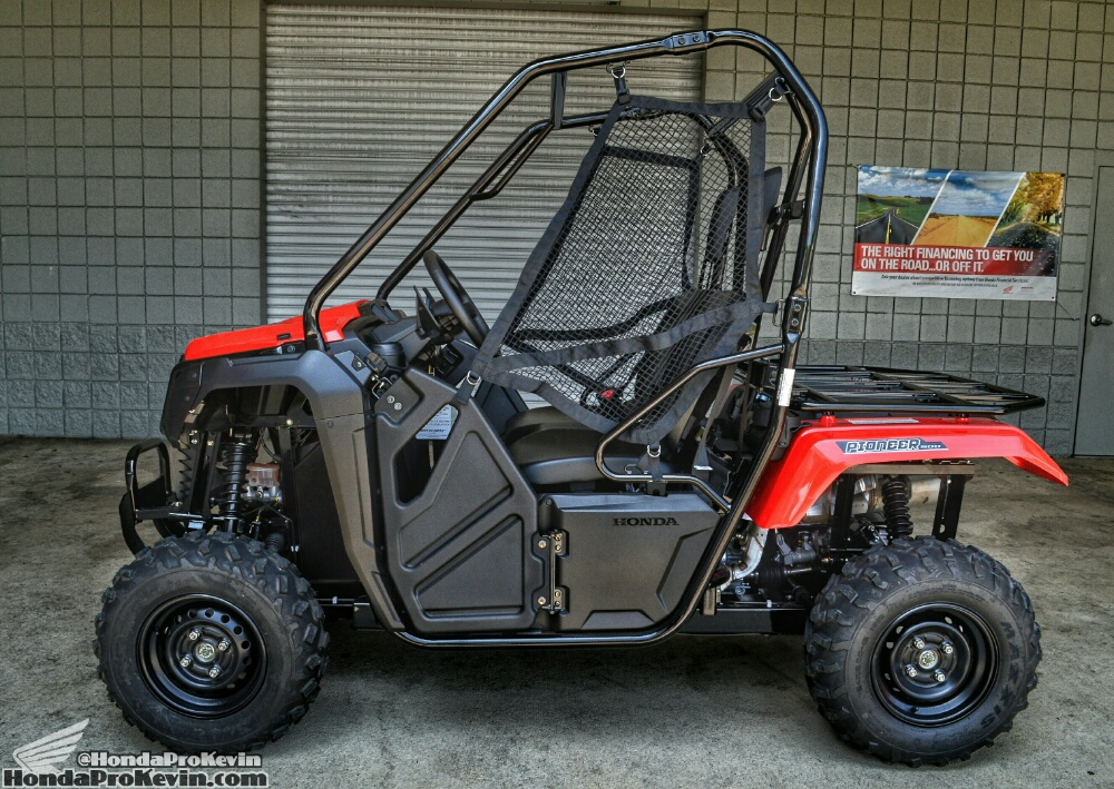 2017 Honda Pioneer 500 Specs, Prices, Colors, HP & TQ Performance Rating + More!
