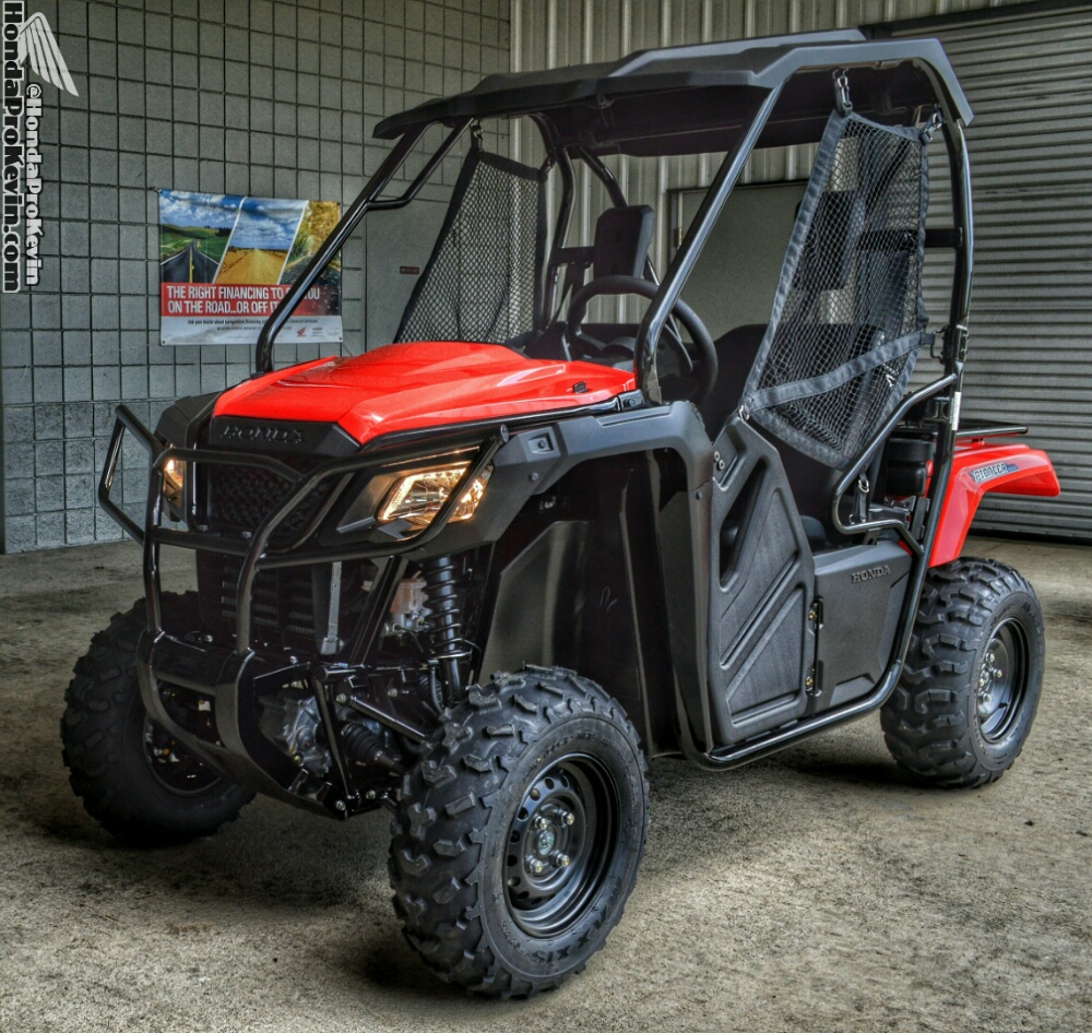 2016 Honda Pioneer 500 / SxS - Side by Side ATV - UTV