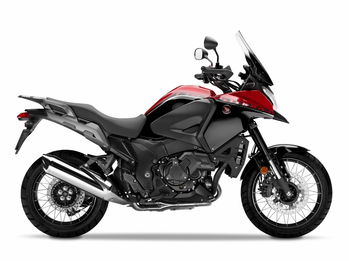 2016 Honda VFR1200X Review / Specs - CrossTourer - Adventure Motorcycle / Bike Price, Horsepower, MPG