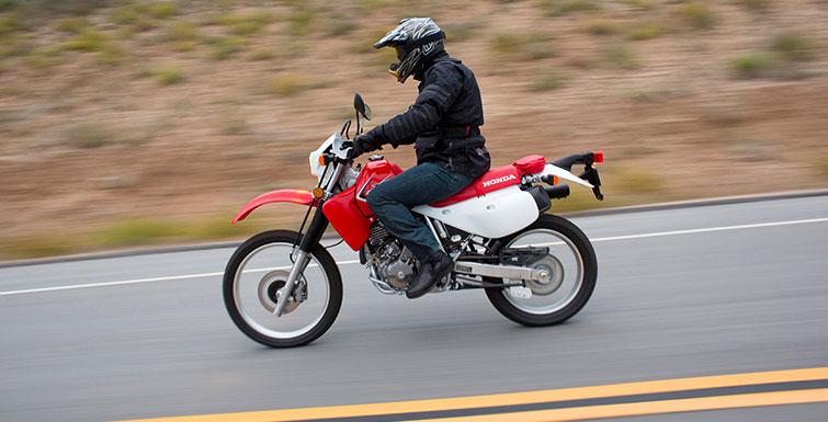 2016 Honda XR650L Review / Specs | Dual-Sport Motorcycle XR 650L