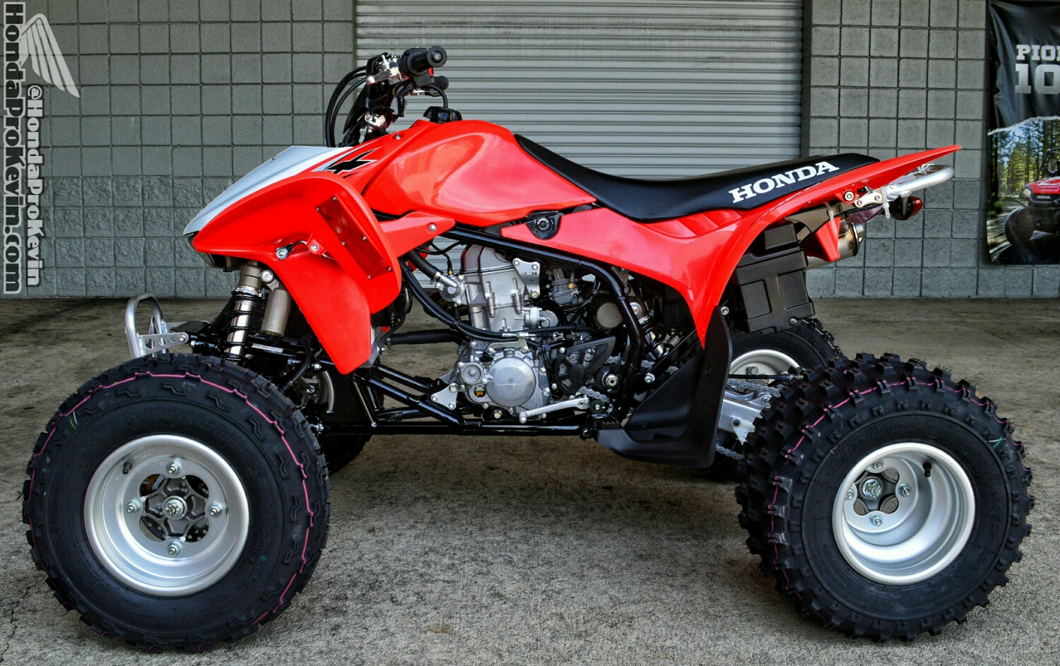 2017 honda trx450r trx400x race sport atv models discontinued honda pro kevin. Black Bedroom Furniture Sets. Home Design Ideas