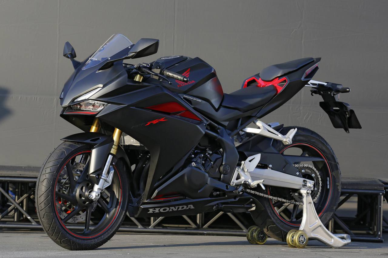 2017 Honda Cbr250rr Review Of Specs Amp Features Pictures