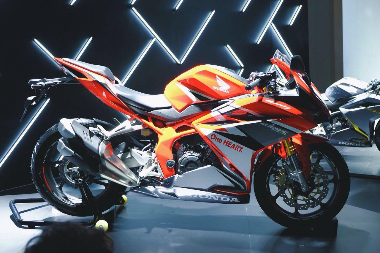 2017 Honda CBR250RR Review Of Specs & Features + Pictures