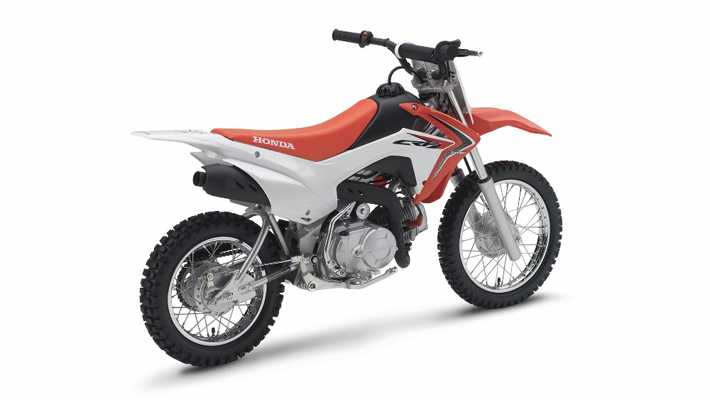 2018 Honda CRF110 Review / Specs - CRF 110 Kids Dirt & Trail Bike / Pit Bike Motorcycle - 110cc CRF110F