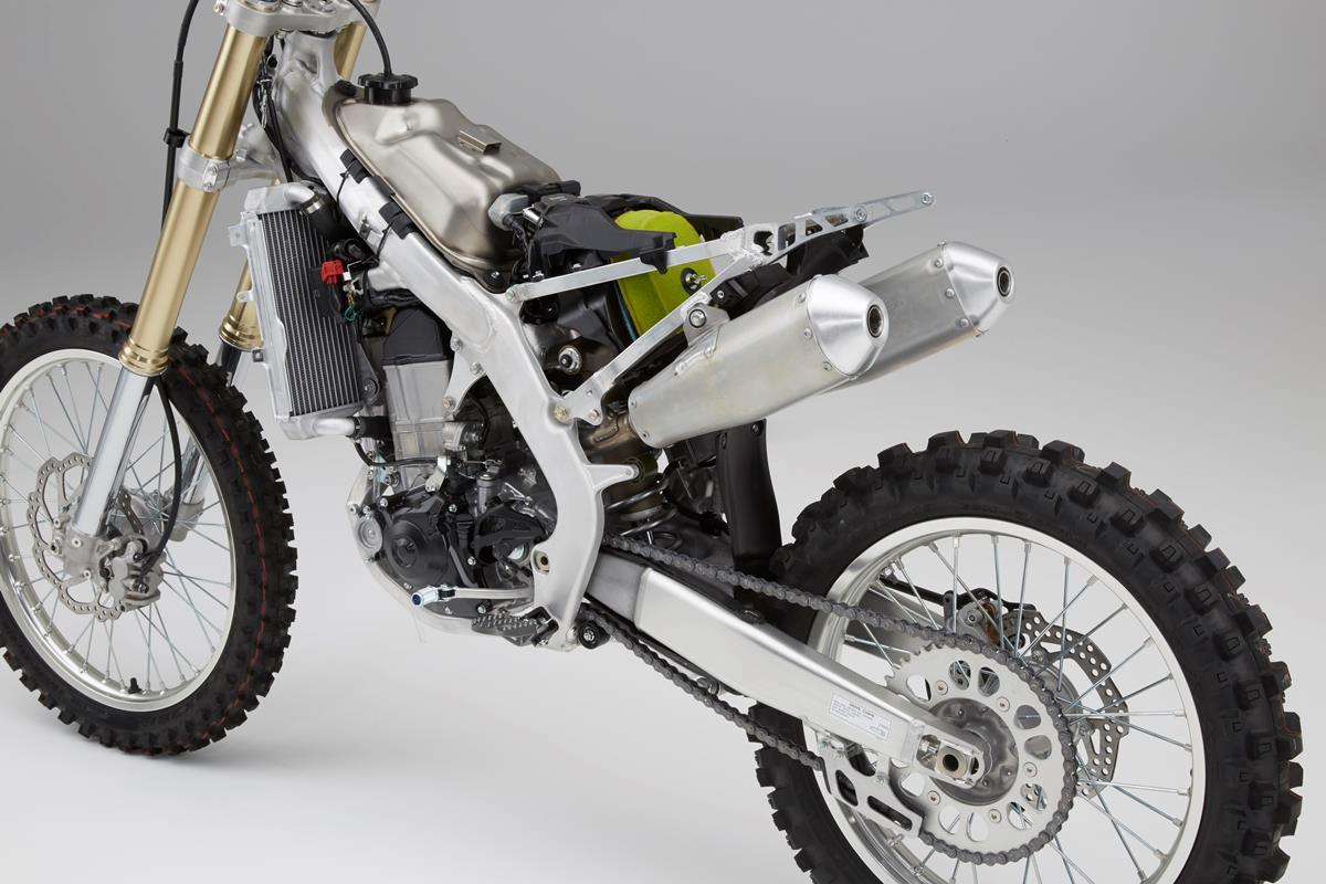 Index Of Pictures 2017 Crf450r Crf450rx Frame Engine