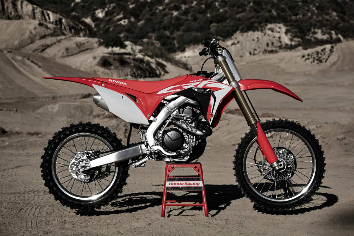 2017 Honda Crf450r Review Changes Specs Comparison Videos