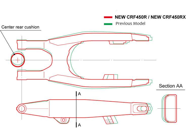 2018 honda crf450r review specs new changes crf motocross rh hondaprokevin com 2004 crf450r wiring diagram 2009 crf450r wiring diagram