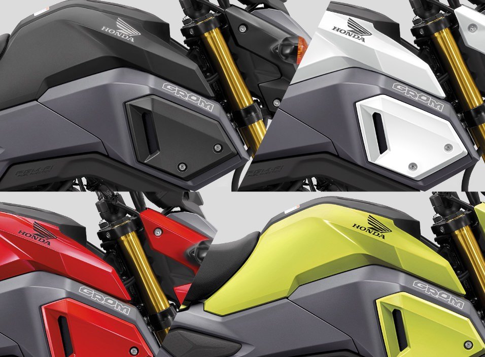 2017 Honda Grom 125 Pictures | Motorcycle News / Updates