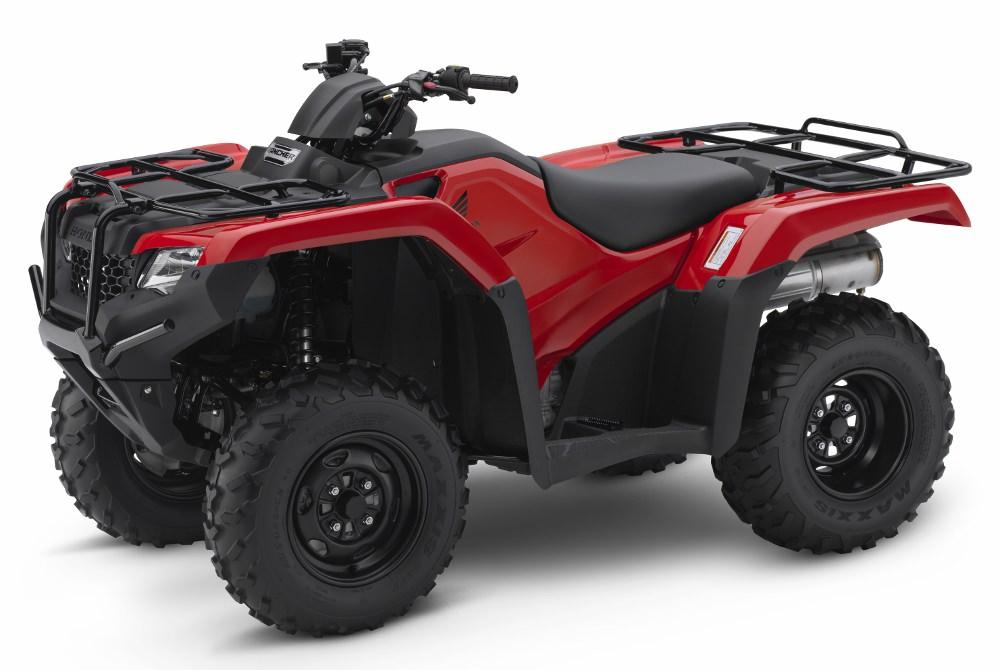 Atv Four Wheelers : Honda atv models explained model id codes
