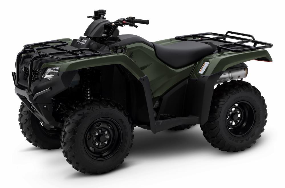 2017 Honda ATV Models Explained / Model ID Codes ...
