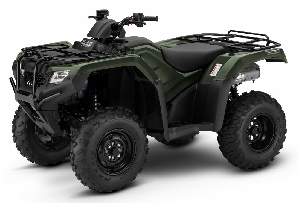 similiar honda rancher 420 bumper keywords 2016 honda rancher 420 atv model lineup review differences explained · led light bar wiring harness