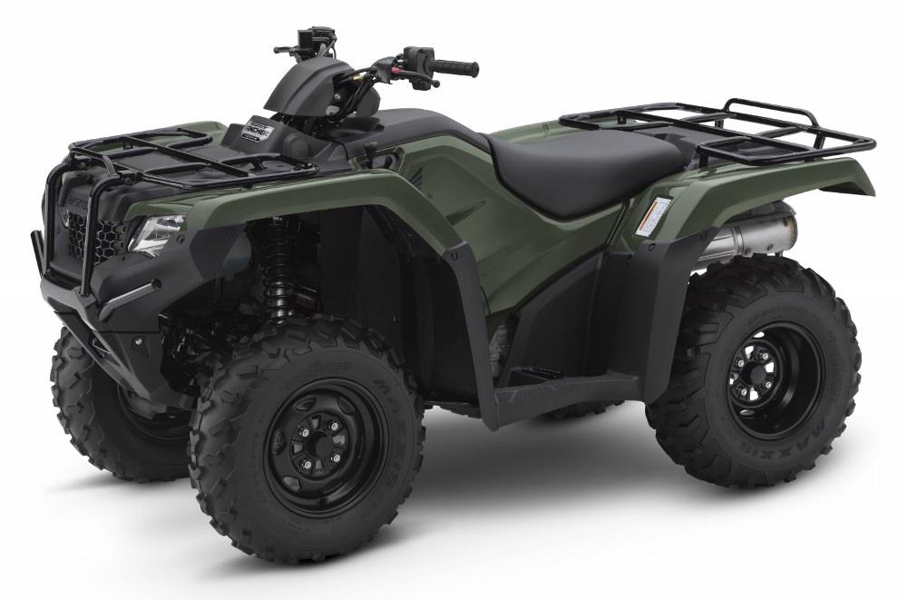 2017 Honda ATV Model Lineup Prices + 2017 VS 2016 Comparison Review